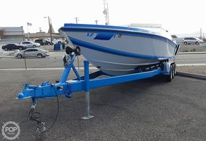 Used Hallett Vector 270 High Performance Boat For Sale