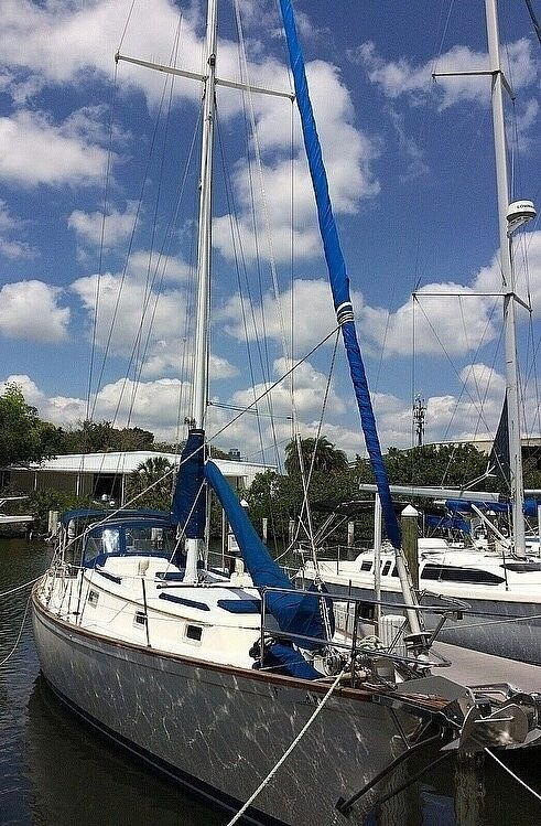 Used Pearson 367 Cutter Sailboat For Sale