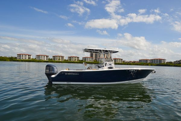 Used Sportsman Heritage 251 Center Console Center Console Fishing Boat For Sale