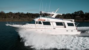 Used Viking Cockpit Motor Yacht Motor Yacht For Sale