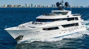 Used Westport 50-Meter Motor Yacht For Sale