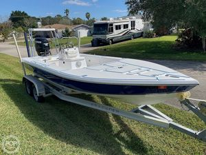 Used Carolina Skiff Sea Chaser 21 EKH Skiff Fishing Boat For Sale