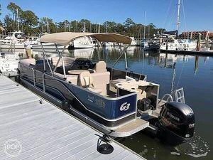 Used Suncatcher V 22 RF Pontoon Boat For Sale