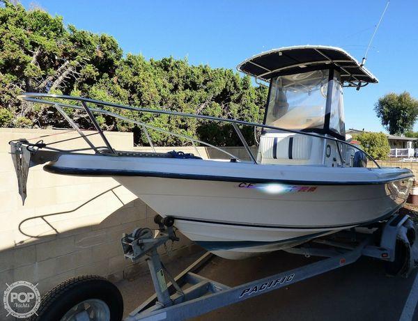 Used Sea Fox 217 Center Console Center Console Fishing Boat For Sale