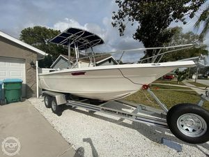 Used Key West 2020CC Center Console Fishing Boat For Sale