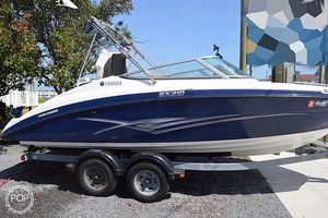 Used Yamaha 210 SX Jet Boat For Sale
