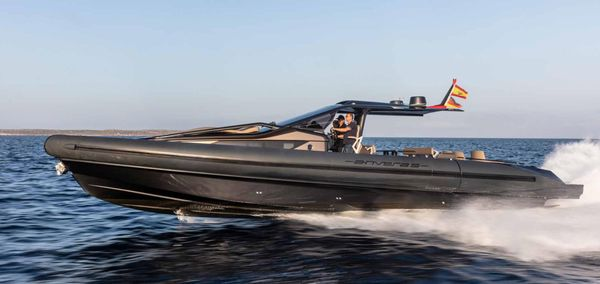 New Anvera 48 Rigid Sports Inflatable Boat For Sale