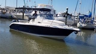 Used Century 2600 Walkaround Center Console Fishing Boat For Sale