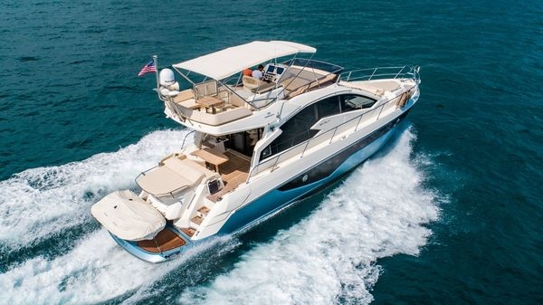 Used Cranchi 60 FLY Motor Yacht For Sale