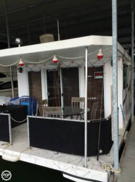 Used Jim-Bar 40 House Boat For Sale