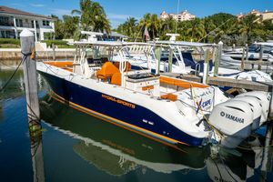 Used Hydra-Sports 4100 Center Console Fishing Boat For Sale