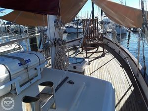 Used Bruce Johnson Bruce Bingham Custom Racer and Cruiser Sailboat For Sale