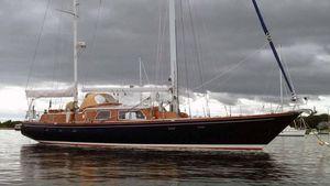 Used Little Harbor Hood/maas Custom 60 Motorsailer Sailboat For Sale