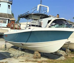 Used Bluewater 28 Sportfish Center Console Fishing Boat For Sale