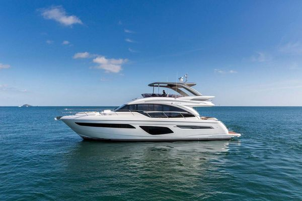 Used Princess 62 Flybridge Motor Yacht For Sale