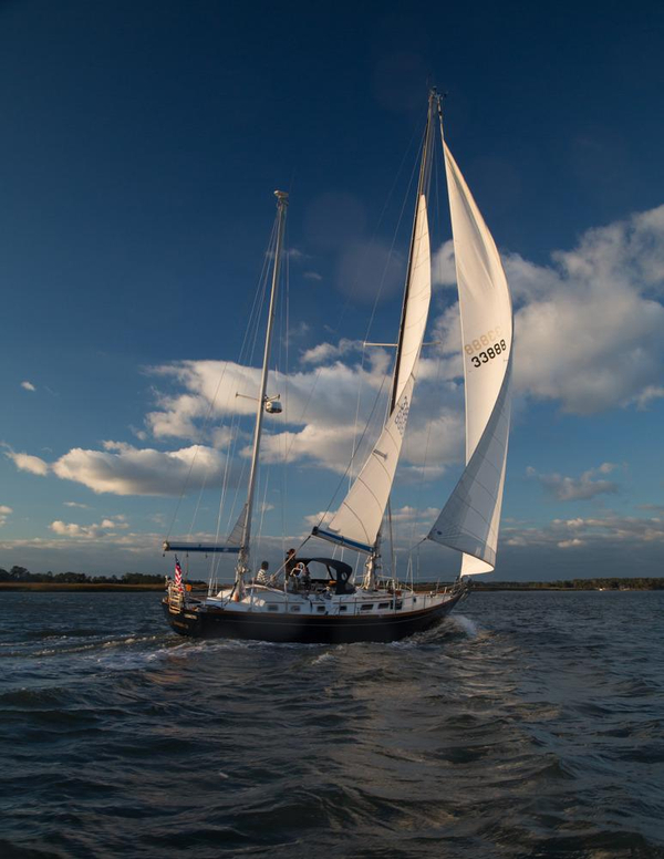 Used Bristol 47.7 Ketch Sailboat For Sale