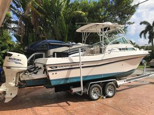 Used Grady-White Gulfstream Repowered Sports Fishing Boat For Sale