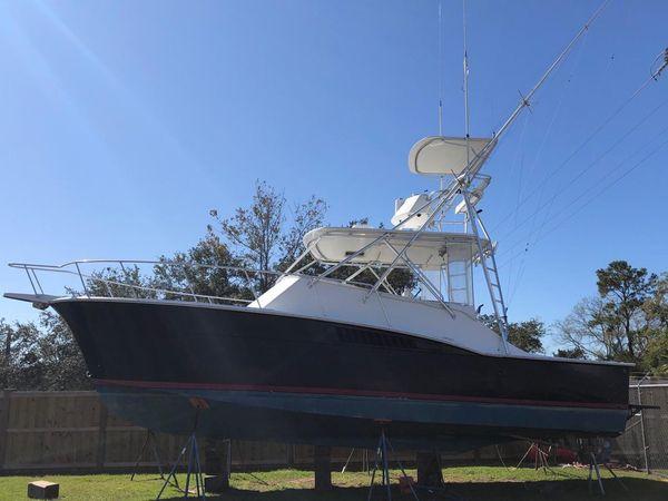 Used Hatteras 36 Hatteras Custom Carolina Sports Fishing Boat For Sale