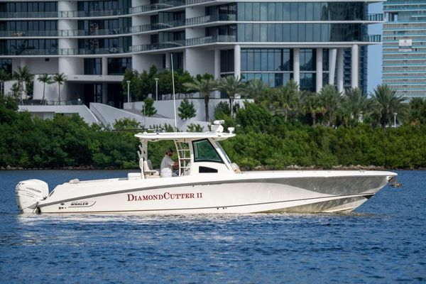 Used Boston Whaler 370 Outrage Center Console Fishing Boat For Sale