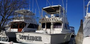 Used Henriques 44 Sportfish Sports Fishing Boat For Sale