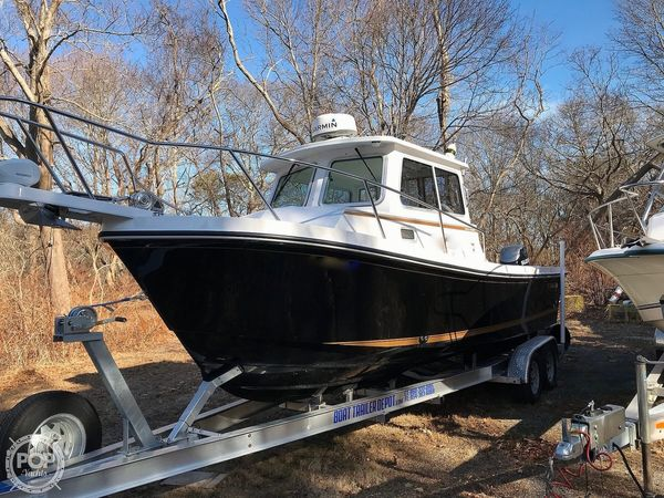 Used Steiger Craft 255 DV Miami Pilothouse Boat For Sale