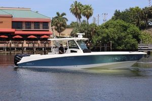 Used Boston Whaler Saltwater Fishing Boat For Sale