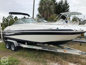 Used Nauticstar DC 232 Deck Boat For Sale