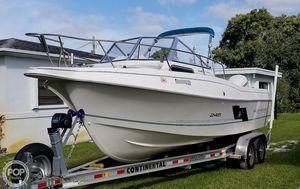 Used Aquasport 245 EXPLORER Walkaround Fishing Boat For Sale