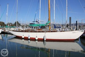 Used Herreshoff John G Alden Bermudan Yawl Antique and Classic Sailboat For Sale