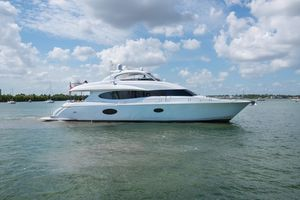Used Lazzara Open Bridge Hard Top Motor Yacht For Sale