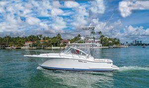 Used Luhrs 31 Open IPS Saltwater Fishing Boat For Sale