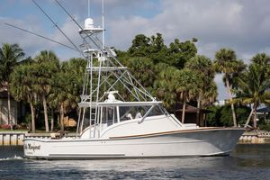 Used Release Walk Around Custom Carolina Sports Fishing Boat For Sale