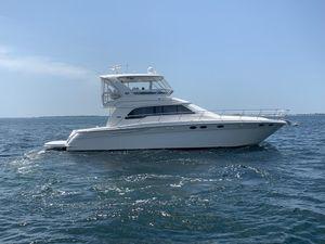 Used Sea Ray 48 Sedan Bridge Cruiser Boat For Sale