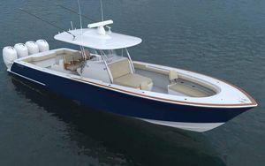 New Valhalla Boatworks V-41 Sports Fishing Boat For Sale