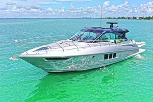 Used Cruisers Yachts 45 Cantius Cruiser Boat For Sale