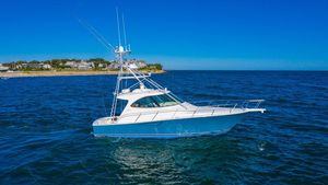 Used Viking 42 Sport Tower Sports Fishing Boat For Sale