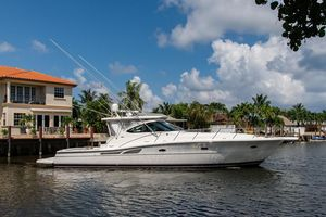 Used Tiara 50 Open (Rare) Express Cruiser Boat For Sale