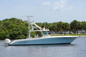 Used Hydra-Sports 42 Siesta Sports Fishing Boat For Sale