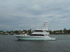 Used Buddy Davis 78 Sportfish Sports Fishing Boat For Sale