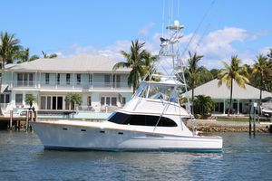 Used Ryco Custom by Michael Rybovich Sports Fishing Boat For Sale