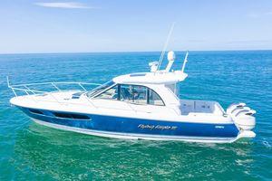 Used Intrepid 410 Evolution Cruiser Boat For Sale