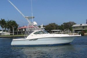 Used Tiara 38 Open Express Cruiser Boat For Sale