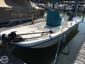 Used Sundance F19 Skiff Fishing Boat For Sale