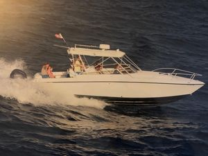 Used Contender Cuddy Cabin Boat For Sale