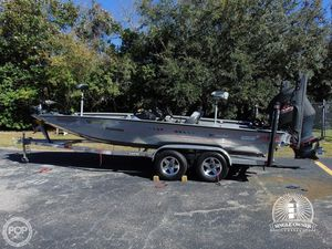 Used Xpress X21 Team Edition Bass Boat For Sale