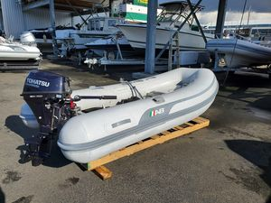 Used Ab Inflatables 9.5 AL Tender Boat For Sale