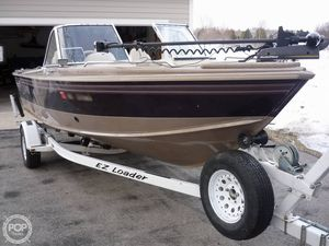 Used Lund 1850 TYEE Signature Aluminum Fishing Boat For Sale