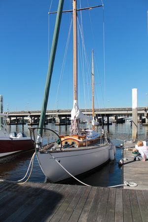Used Concordia Yawl Cruiser Sailboat For Sale