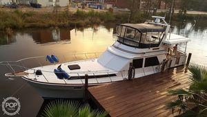 Used President 43 Double Cabin Aft Motor Yacht Aft Cabin Boat For Sale