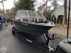 Used Tracker Targa 20 Wt Sport Combo Bowrider Boat For Sale